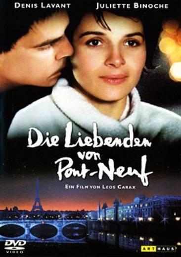DVD Die Liebenden von Pont-Neuf FSK: 16
