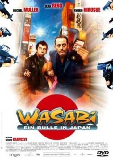 DVD Wasabi Ein Bulle in Japan FSK: 16