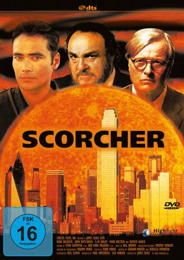 DVD Scorcher FSK: 16