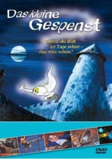 DVD Das kleine Gespenst FSK: 0