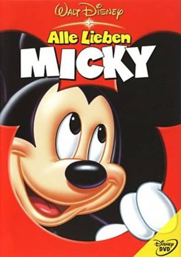 DVD Alle lieben Micky FSK: 0