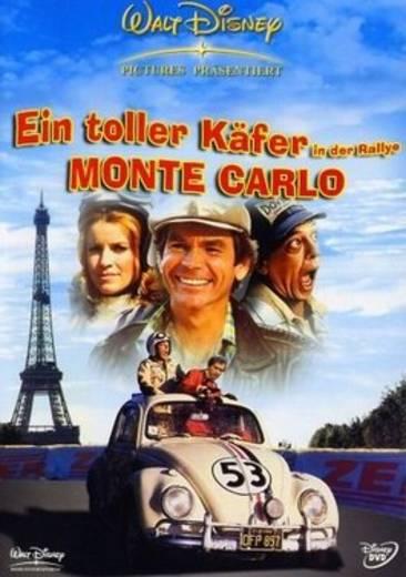 DVD Ein toller Käfer in der Rallye Monte Carlo FSK: 6
