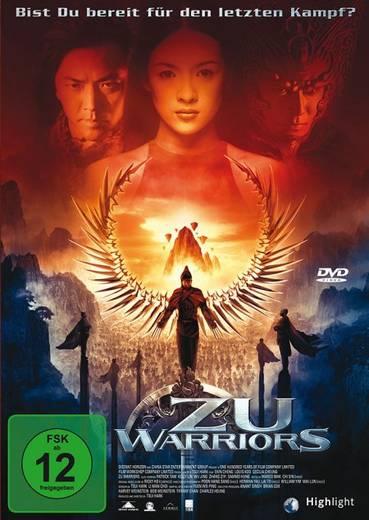 DVD Zu Warriors FSK: 12