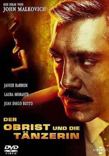 DVD Der Obrist und die Tänzerin FSK: 12