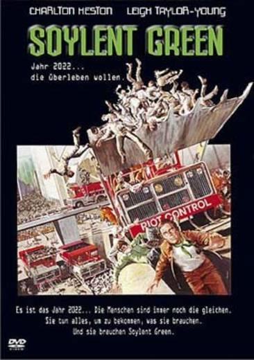 DVD Soylent Green Jahr 2022... die überleben wollen FSK: 16