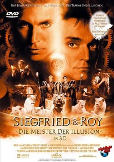 DVD Siegfried & Roy Die Meister der Illusion FSK: 6