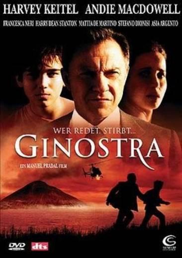 DVD Ginostra FSK: 12