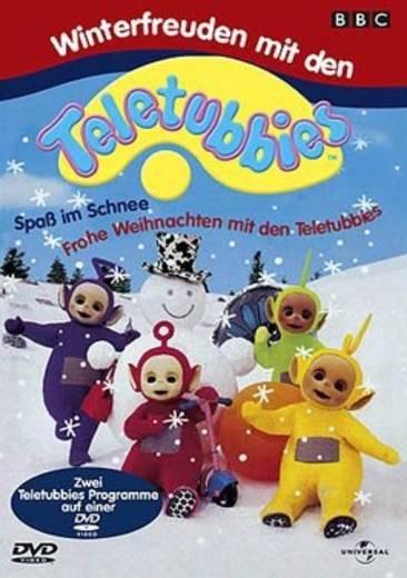 DVD Teletubbies Winterfreuden mit den Teletubbies FSK: 0