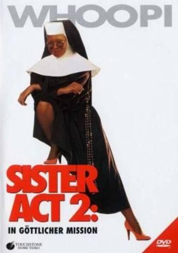DVD Sister Act 2 In göttlicher Mission FSK: 6