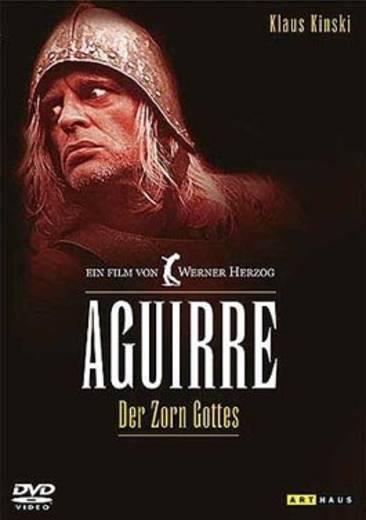 DVD Aguirre Der Zorn Gottes FSK: 12