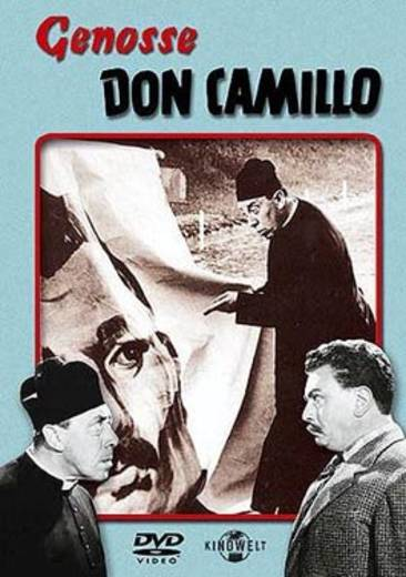 DVD Don Camillo und Peppone Genosse Don Camillo FSK: 12