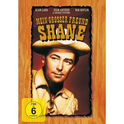 DVD Mein grosser Freund Shane FSK: 6 Preisvergleich