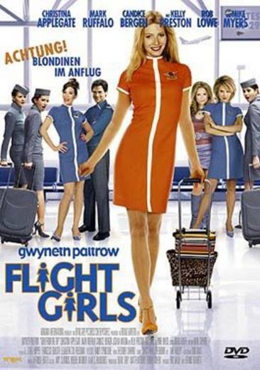 DVD Flight Girls FSK: 0