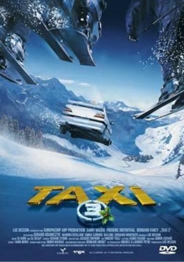 DVD Taxi 3 FSK: 12