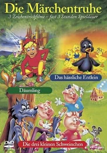 DVD Die Märchentruhe FSK: 0