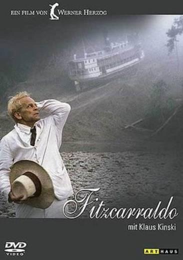 DVD Fitzcarraldo FSK: 12