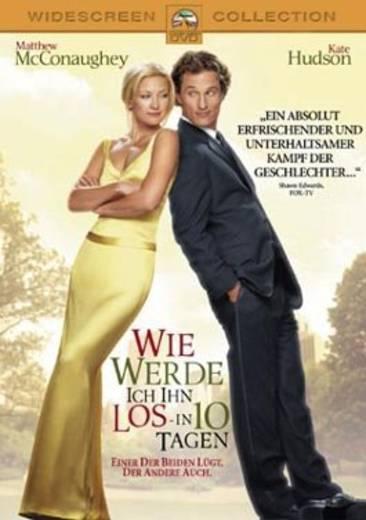 DVD Wie werde ich ihn los in 10 Tagen FSK: 6