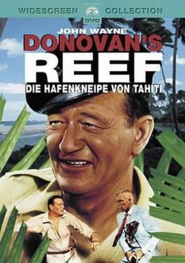 DVD Donovans Reef - Die Hafenkneipe von Tahiti FSK: 12