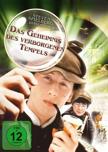 DVD Das Geheimnis des verborgenen Tempels FSK: 12
