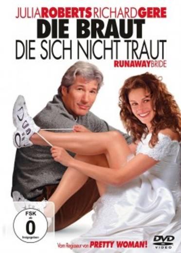 DVD Die Braut, die sich nicht traut FSK: 0