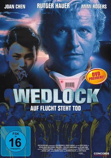 DVD Wedlock Auf Flucht steht Tod FSK: 16