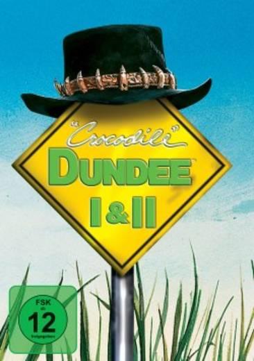 DVD Crocodile Dundee I & II FSK: 12