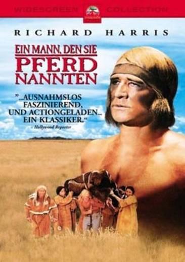 DVD Ein Mann, den sie Pferd nannten FSK: 12