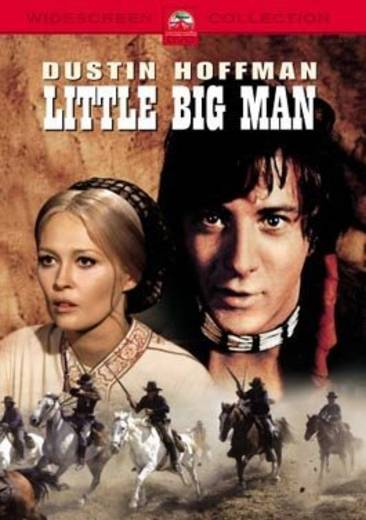 DVD Little Big Man FSK: 16