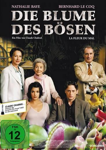 DVD Die Blume des Bösen FSK: 12