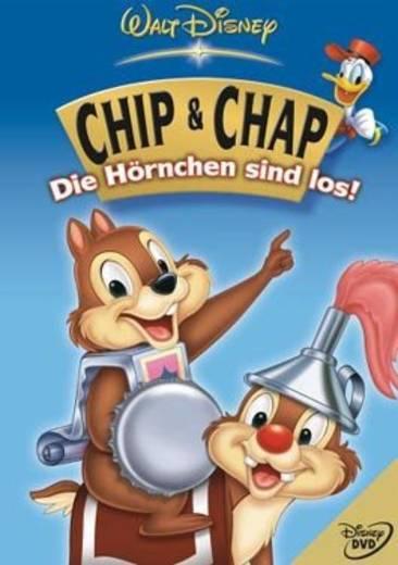 DVD Chip & Chap Die Hörnchen sind los! FSK: 0