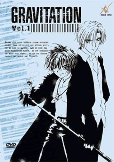 DVD Gravitation (Vol. 1) FSK: 12