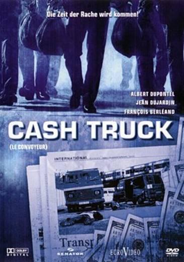 DVD Cash Truck FSK: 16