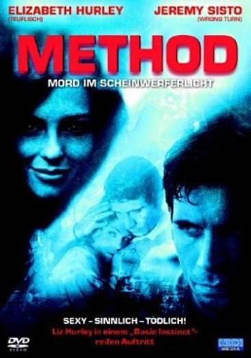 DVD Method Mord im Scheinwerferlicht FSK: 16