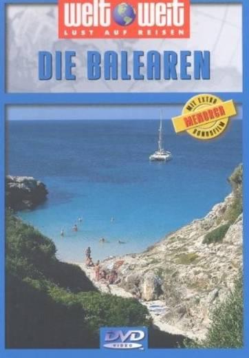 DVD Die Balearen welt weit FSK: 0