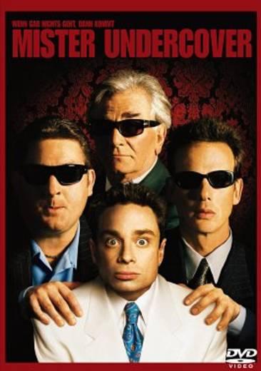 DVD Mister Undercover FSK: 12
