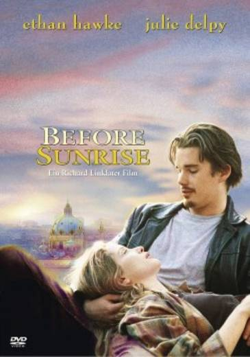 DVD Before Sunrise FSK: 6