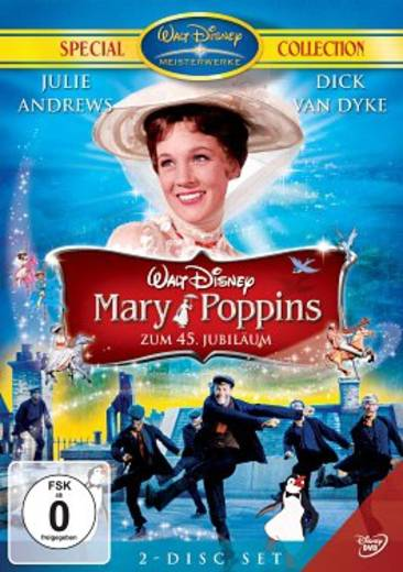DVD Mary Poppins FSK: 0