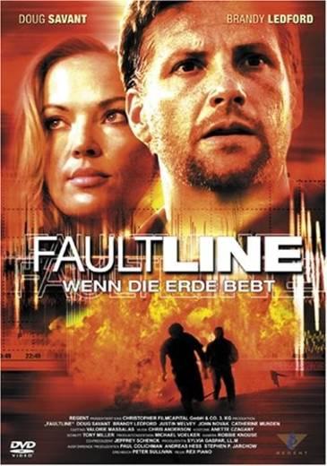DVD Faultline Wenn die Erde bebt FSK: 12