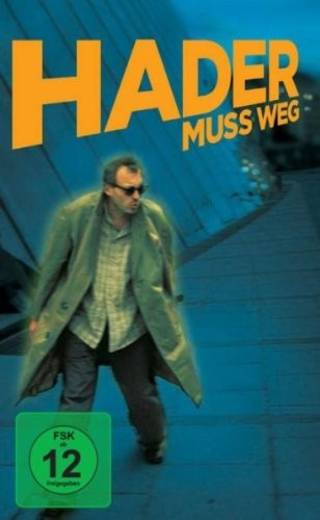 DVD Josef Hader Hader muss weg! FSK: 12