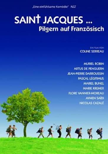 DVD Saint Jacques... Pilgern auf französisch FSK: 0