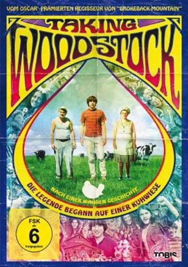 DVD Taking Woodstock FSK: 6