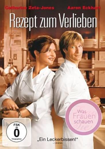 DVD Rezept zum Verlieben FSK: 0