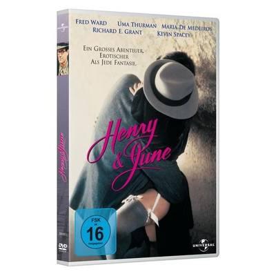 DVD Henry & June FSK: 16 Preisvergleich