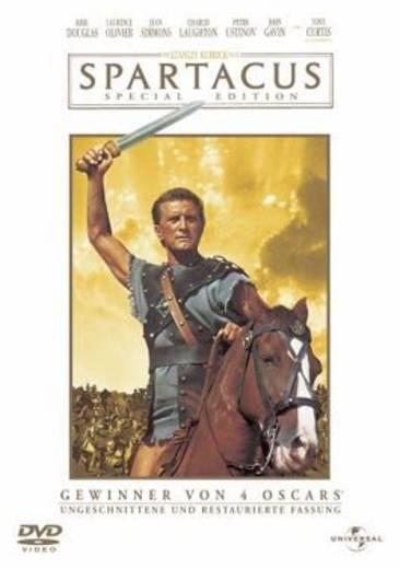 DVD Spartacus FSK: 12