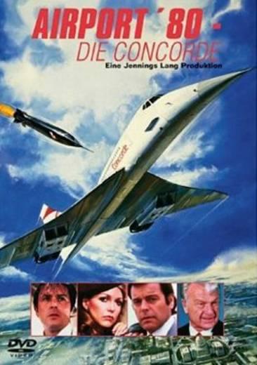 DVD Airport 80 Die Concorde FSK: 12