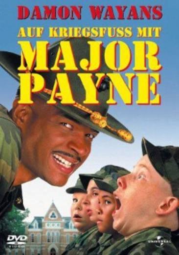 DVD Auf Kriegsfuss mit Major Payne FSK: 12