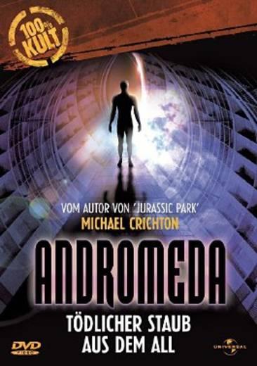 DVD Andromeda Tödlicher Staub aus dem All FSK: 12