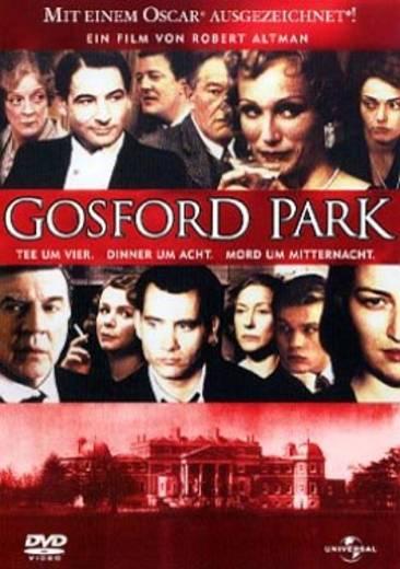 DVD Gosford Park FSK: 12