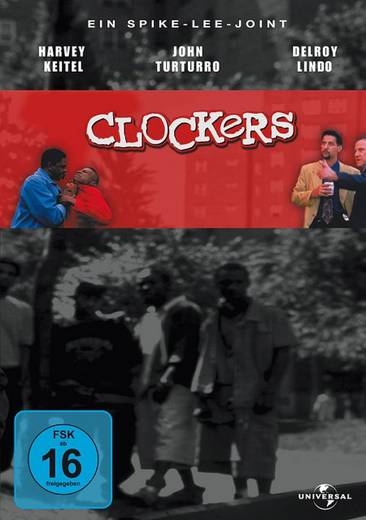 DVD Clockers FSK: 16