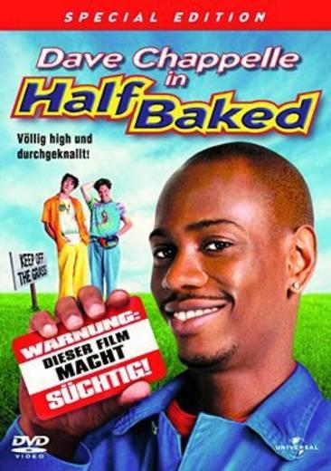 DVD Half Baked Völlig high und durchgeknallt FSK: 16